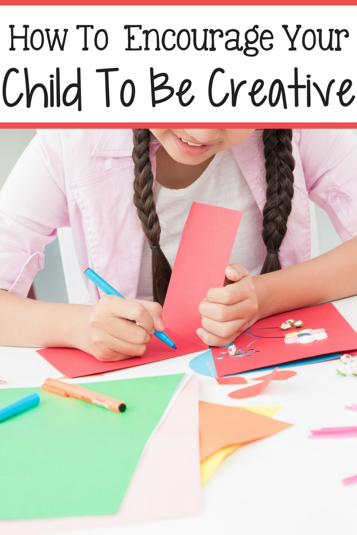 Do you struggle with getting your child to do arts and crafts? If so, check out these simple ways to spark their creativity and open a brand new door to their imagination!