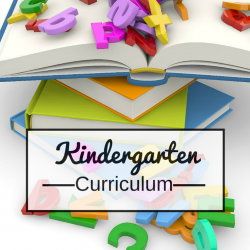 Check out our Kindergarten curriculum choices for 2014!
