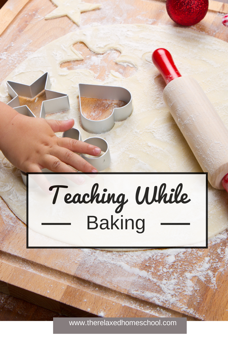 Combine science & math with your holiday baking!
