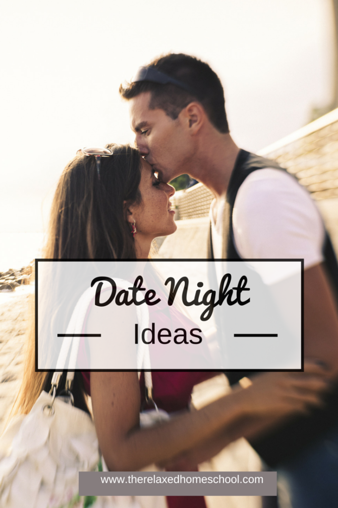 Date ideas for parents! At-home dates and get out of the house date ideas!