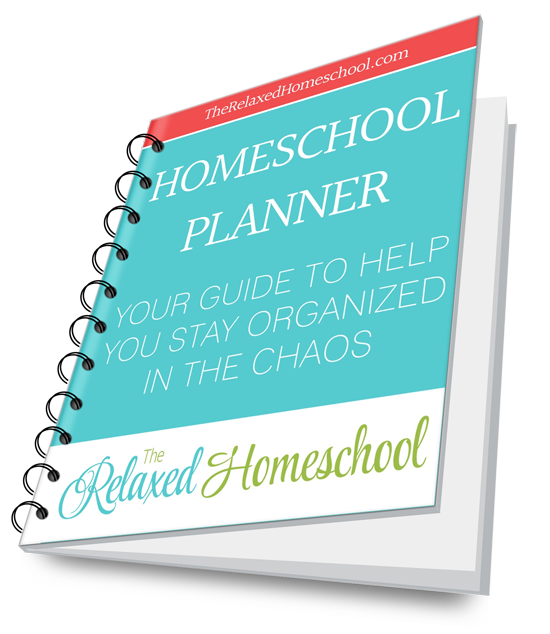 Free homeschool planner stay organized the easy way for How to stay organized at home