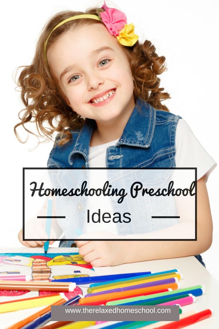 homeschooling preschoolers preschool homeschool ideas great ideas to get you started 699