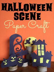 Free Halloween Craft!