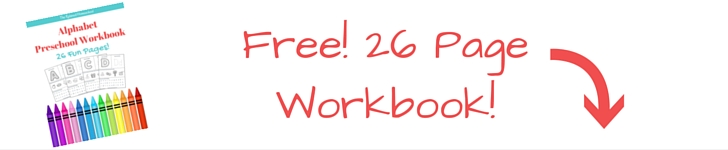 Free! 26 Page Workbook!
