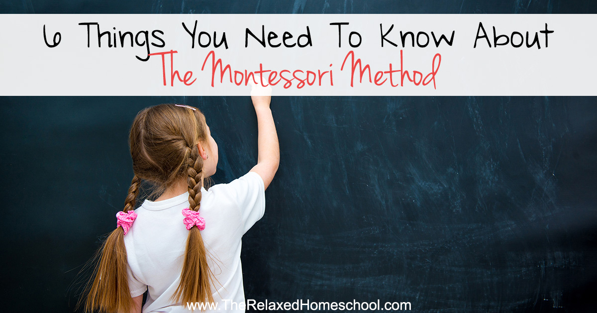 6 things you need to know about the montessori method for Things you need for a home