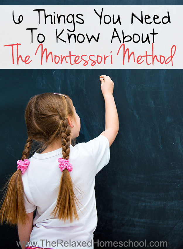 6 things you need to know about the montessori method for Things you need for a house