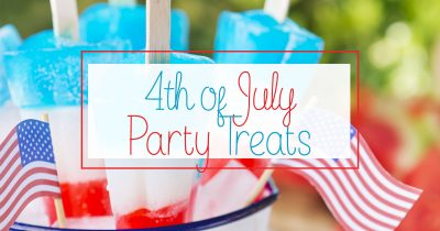 4th of July Party Treats FB