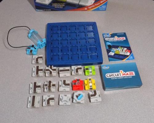 Circuit maze 005