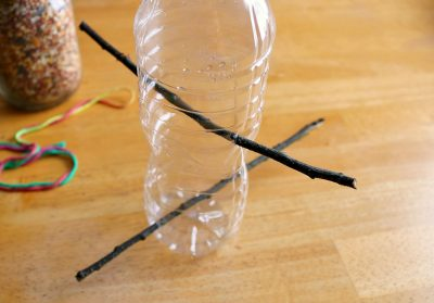 bottle bird feeder 3