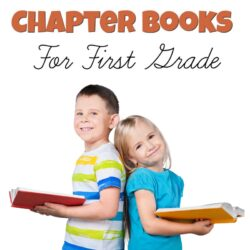 Chapter Books For First Grade Students