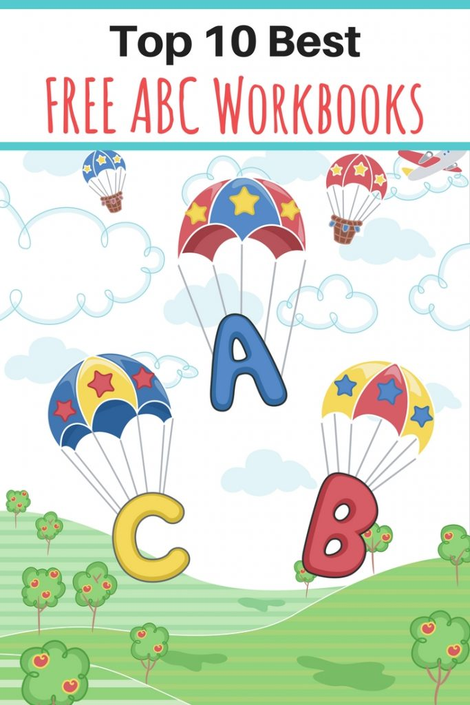 Find the top free ABC workbooks here!