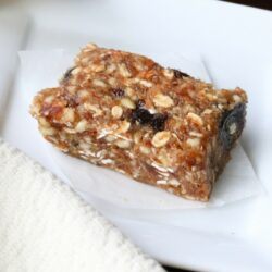 Cherry Vanilla Oat Bars Recipe f