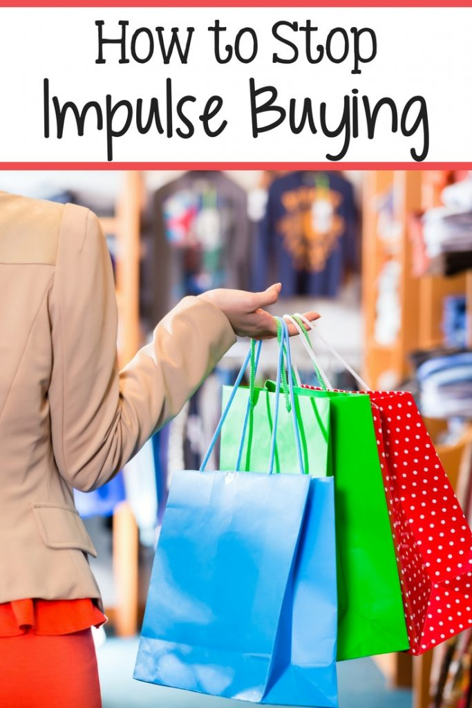 How to Stop Impulse Buying