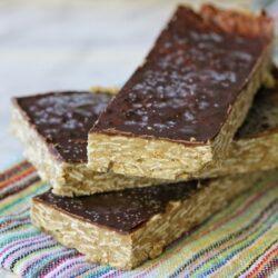 No Bake Protein Bars Recipe f