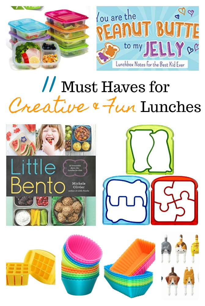 Fun and Creative Lunch Ideas