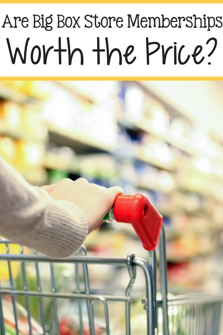 Are Big Box Stores Worth the Membership Price