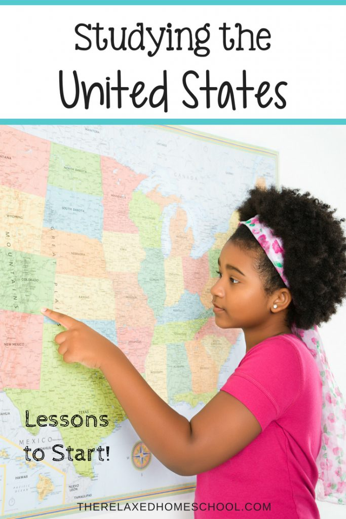 Studying the United States