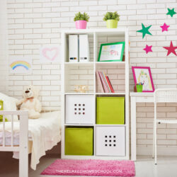 Tips for Organizing Your Child's Rooms square