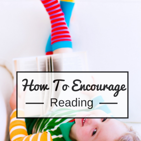 How to encourage your children to read! Great tips and advice that you can using today!