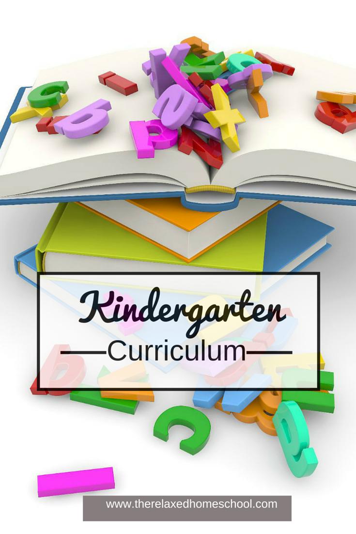 kcurriculum - Curriculums For Kindergarten
