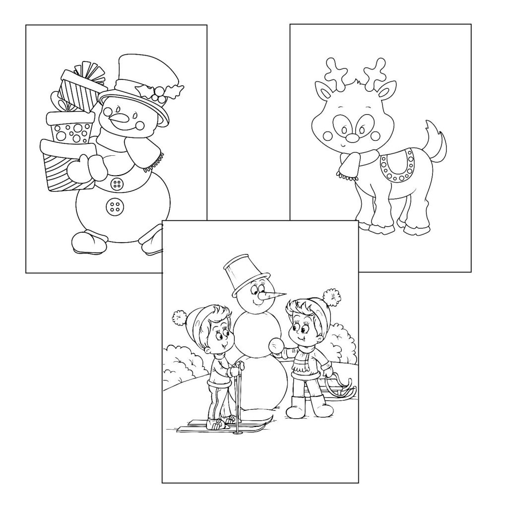 FREE Colorbook!
