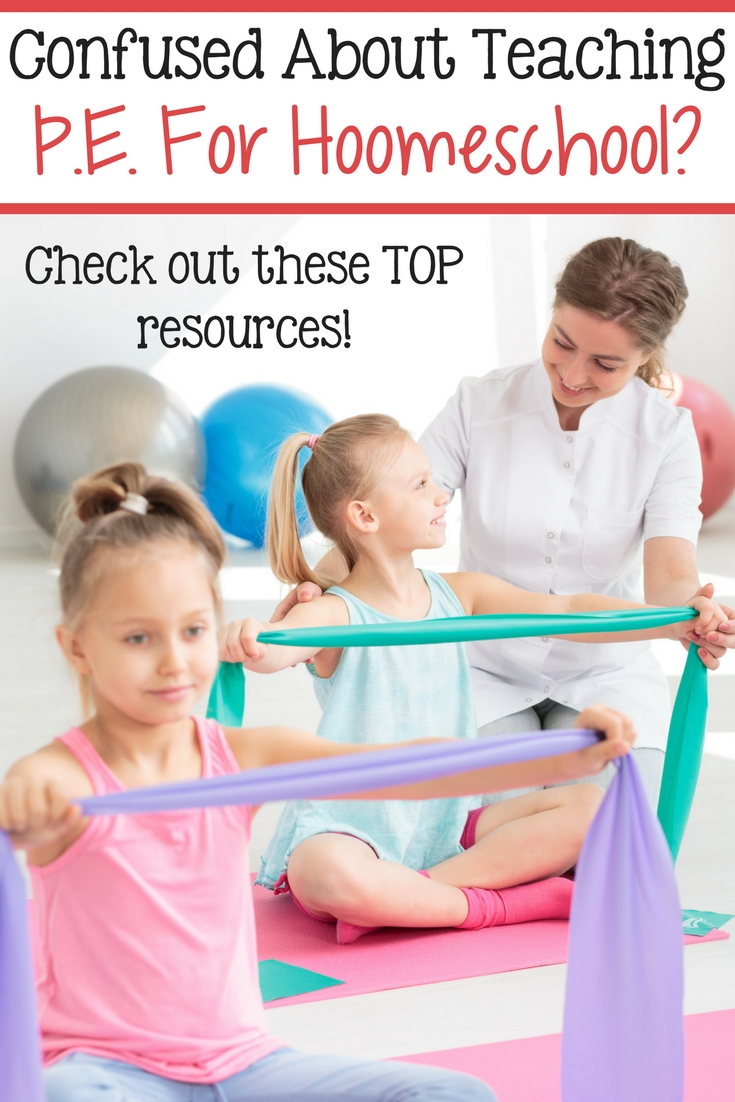 Physical Education For Homeschoolers: Best resources to make teaching your children PE a breeze!
