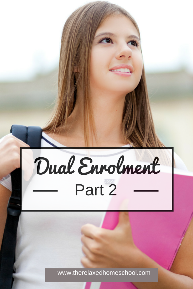 Secrets to dual enrollment part 2! I bet you never even considered these things!