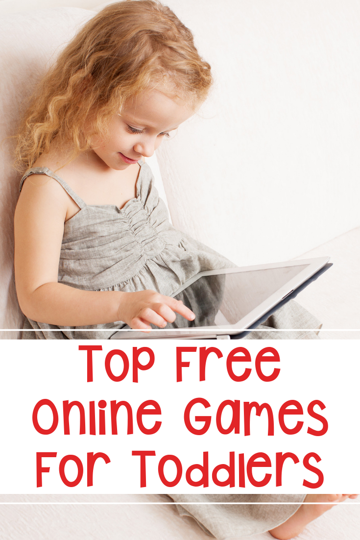 Free online toddler games. Here are 5 of the top educational online games for toddlers. Let your children learn while they play!