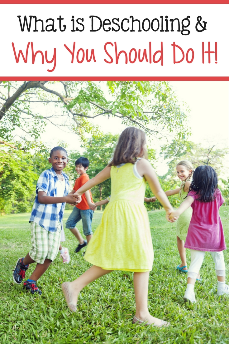 What does it mean to deschool? If you've just pulled your child out of public school, then be sure to do this FIRST!