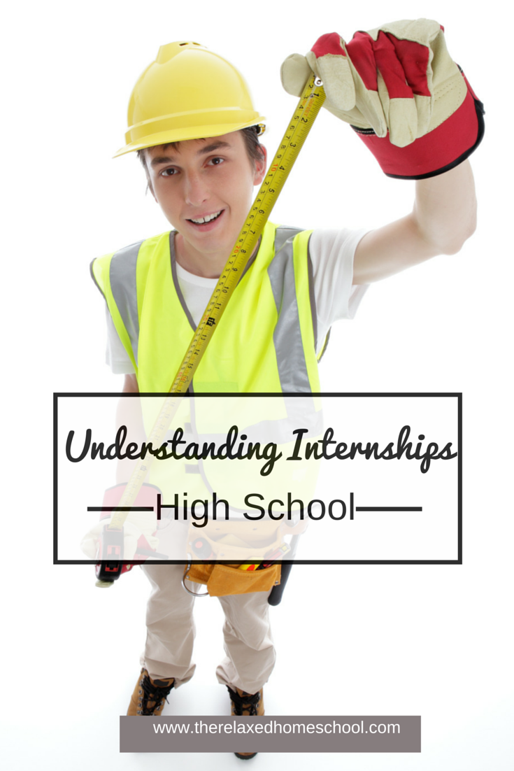 Find out how to get your homeschooler into internships while in high school. Build valuable skills!