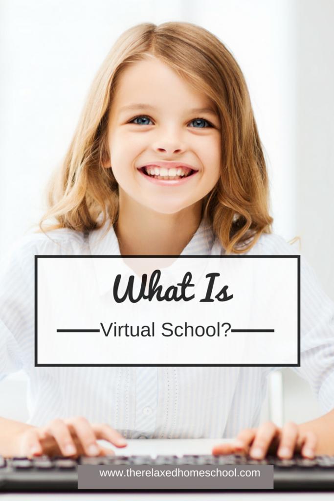 What is virtual school? Is it still homeschool?