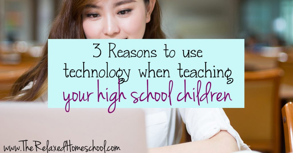 3 Reasons to Use Technology FB