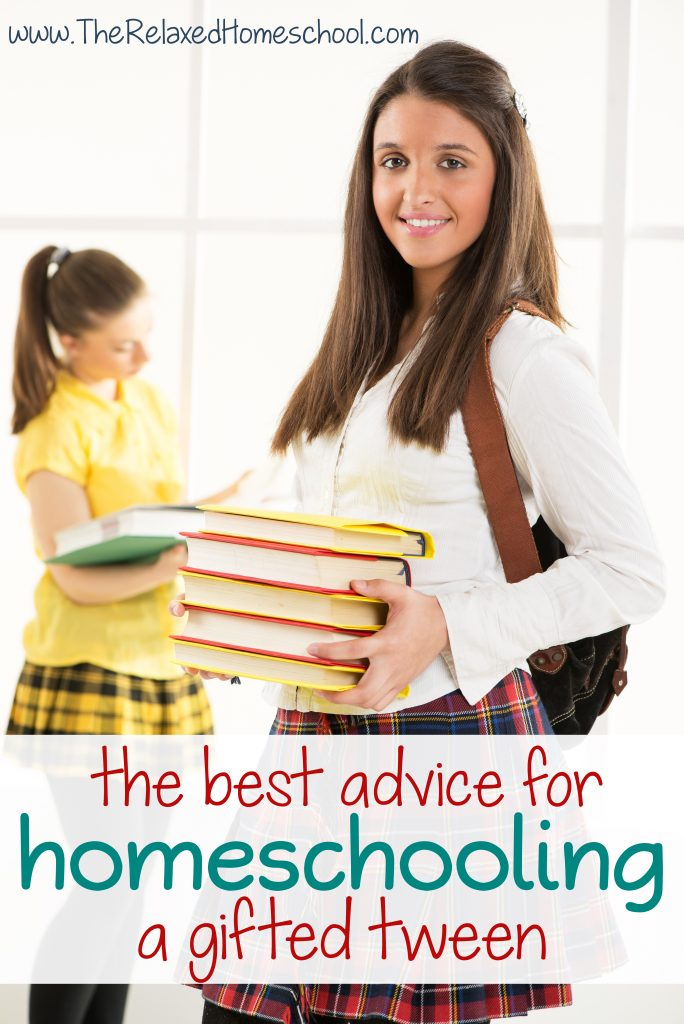 Considering homeschooling your gifted tween? Read this!