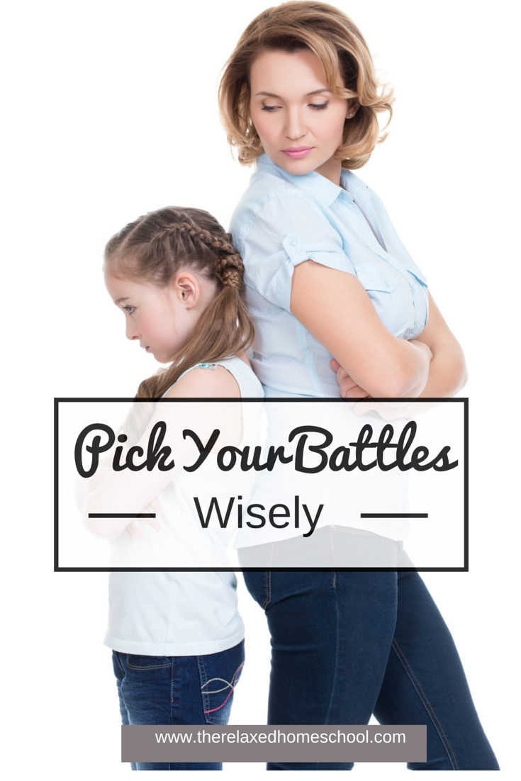 Picking your battles wisely! Which arguments really matter?