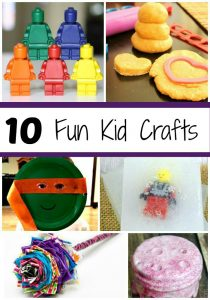 Easy craft ideas - 10 Craft projects that you just gotta try!