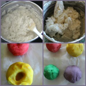 DIY Play dough made EASY!