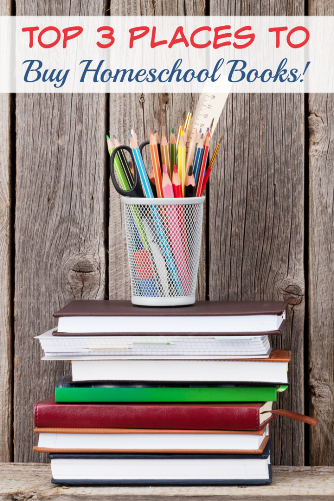 Best places to find your homeschooling books!