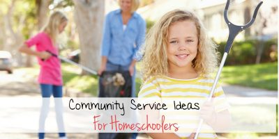 community service ideas
