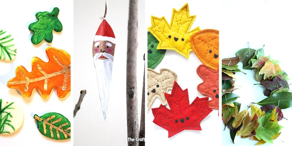 Leaf crafts for kids - Twitter