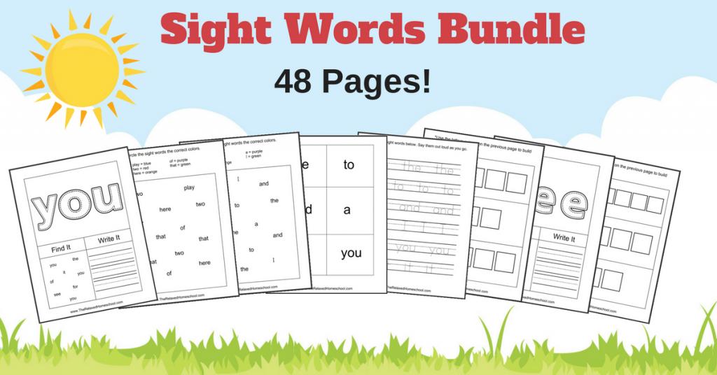 sight-words-bundle