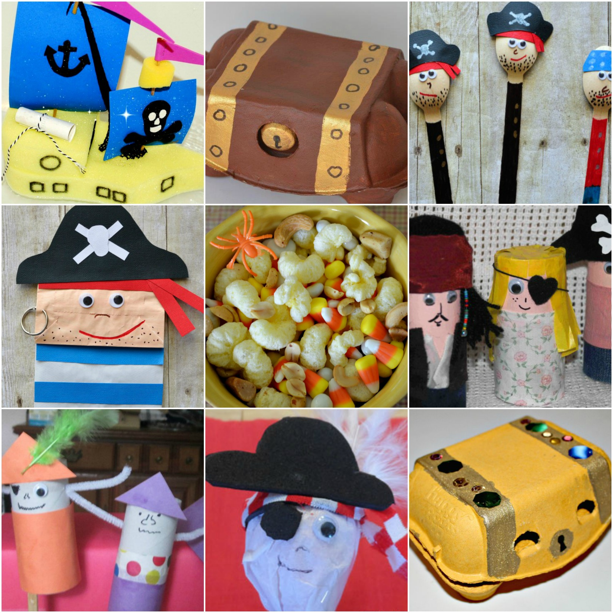 Fun Pirate Craft Ideas For Kids The Relaxed Homeschool