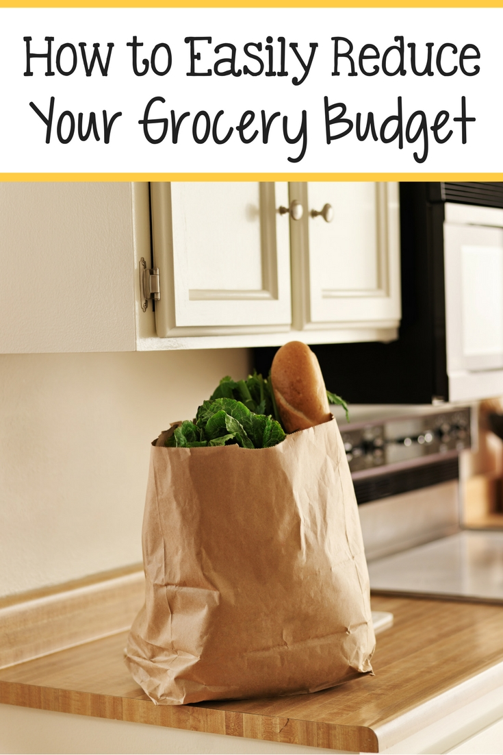 How to Easily Reduce Your Grocery Budget