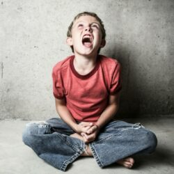 How to teach your child patience f