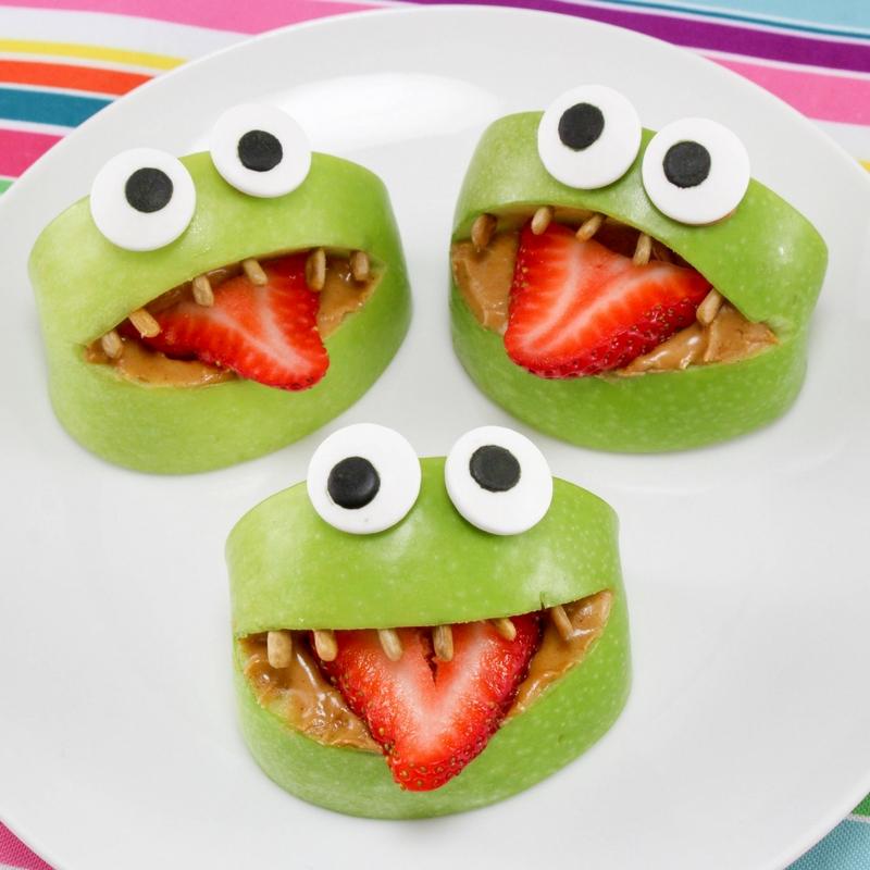 apple monsters recipe