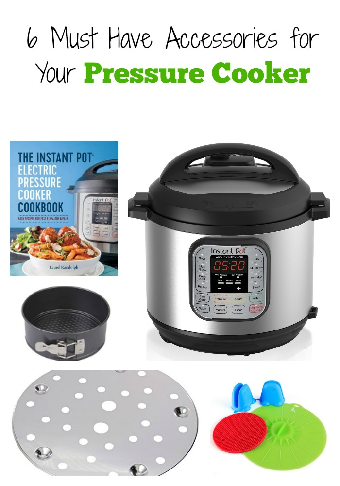 6 Instapot accessories that will take your instapot cooking to the NEXT level!