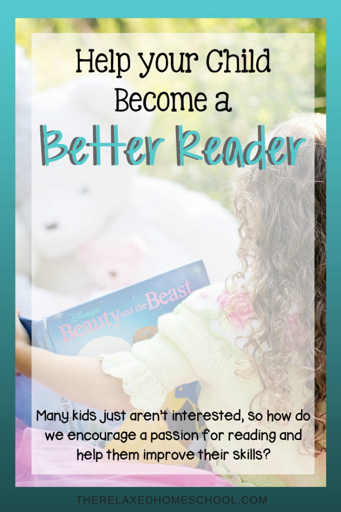 Help Your Child Become a Better Reader