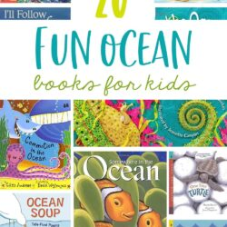 20 Fun Ocean Books for Kids