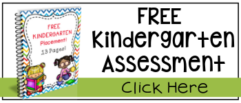 photo about Printable Kindergarten Readiness Test identified as Kindergarten Investigation its Absolutely free! 13 webpages toward check out