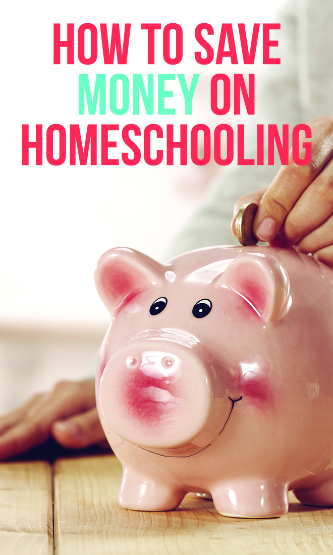 Looking for some cleaver ways to save money on homeschooling? These ideas are a great place to discover new ways to save some serious cash!