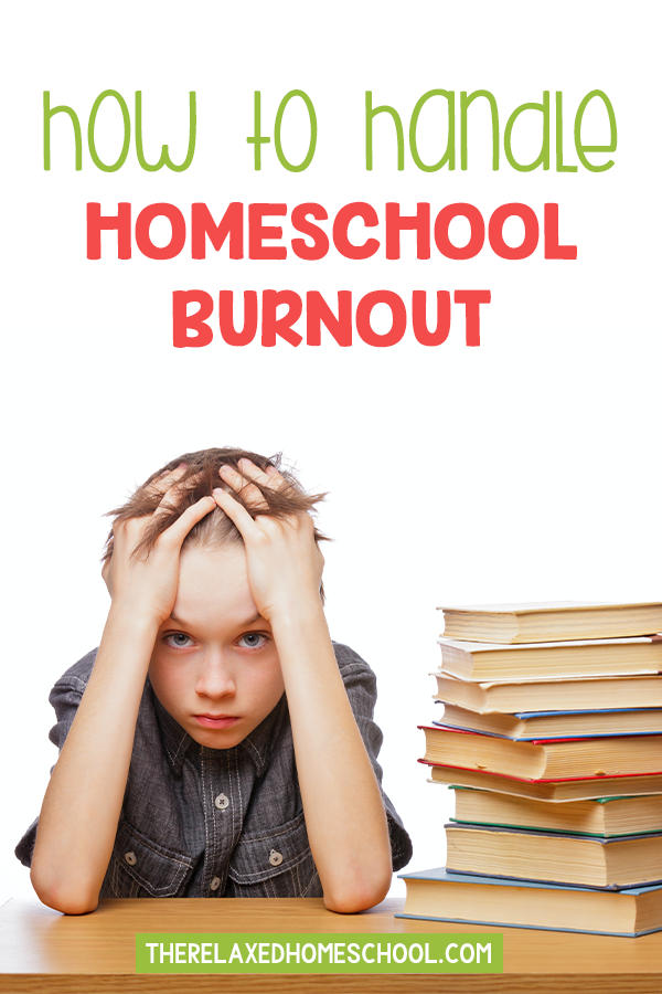 If homeschooling your children has you burned out or stuck, you're not alone! Find out how to handle the dreaded homeschool burnout, recharge, and get back on track!